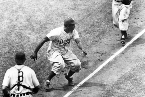 Today In Cubs History: Jackie Robinson Makes Wrigley Field Debut