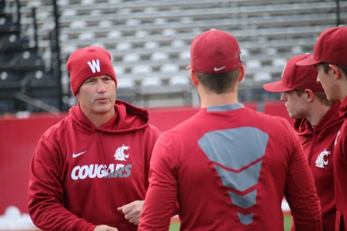 Marty Lees leads surging WSU baseball in his return to OSU, Corvallis