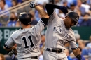 Yankees' red-hot offense pounds Royals into submission