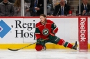 Ryan White was not the 4th line hero he was billed to be