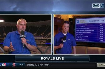 Final numbers for Royals Charities Broadcast Auction