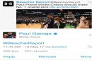 Paul George tweets and deletes response to article saying Paul Pierce believes Boston Celtics should trade No. 1 pick