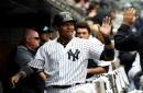 MLB hits leader Starlin Castro takes aim at batting title
