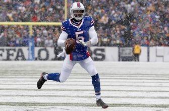 Buffalo Bills: Tyrod Taylor in jeopardy of losing starting spot?