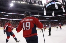 Backstrom's Actions Speak Loud, But So Do His Words
