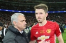 Manchester United midfielder Michael Carrick's contract extension would benefit player and club