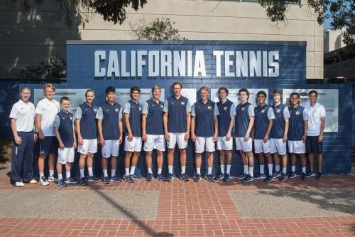 NCAA Men's Tennis Sweet 16: Cal vs. North Carolina (May 18th, 4pm PT)