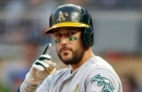 A's 3B Trevor Plouffe changes walk-up music to honor Chris Cornell