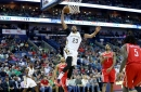 Anthony Davis named to All-NBA first team