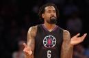 Clippers center DeAndre Jordan named to All-NBA third team