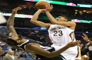 Pelicans' Anthony Davis back among league's elite, named first-team All NBA center