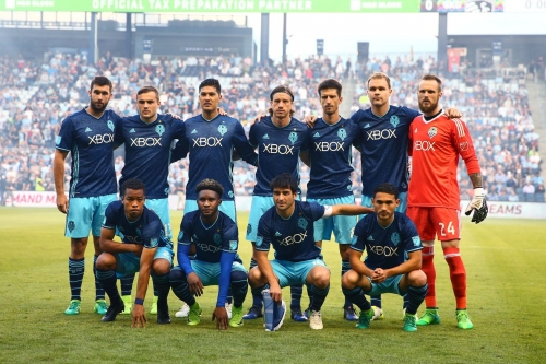 Seattle Sounders vs. Sporting KC: Community player ratings form