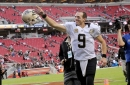 Drew Brees discusses self-reporting of concussions on 'The Dan Patrick Show'