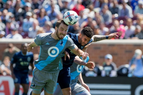 Sporting KC to host Minnesota United in Open Cup play