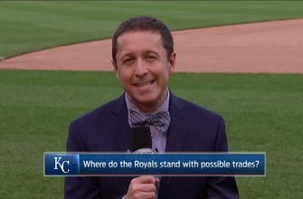 Where do the Yankees and Royals stand with potential trades?