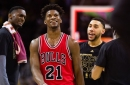 Jimmy Butler makes All-NBA third team, in line for massive payday in 2018