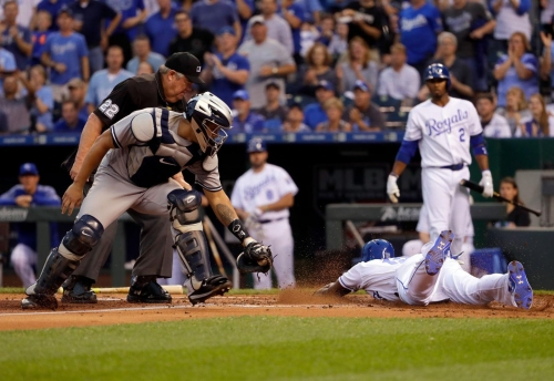 Yankees baffled by Danny Duffy, fall to Royals in series finale