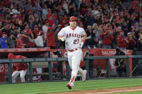 Mike Trout is playing the best baseball of his career & I'm the only person that has noticed