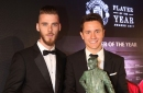 Ander Herrera and Antonio Valencia take home player of the year awards
