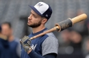 NL Central Notes: Ryan Braun's contract, Gregory Blanco placed on DL