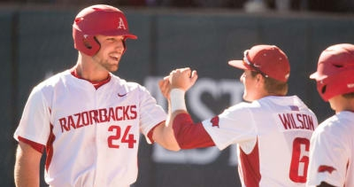 Arkansas could seal up a first-round bye in SEC Tourney with win over Texas A&M