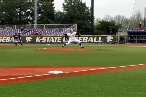 Kansas State blows 9-run lead over Baylor, loses by 8