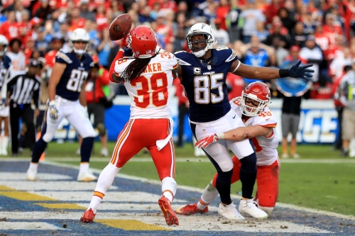 The Kansas City Chiefs are pretty stacked at safety