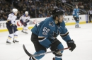 Listen: Sharks' Labanc discusses his unlikely journey to the NHL