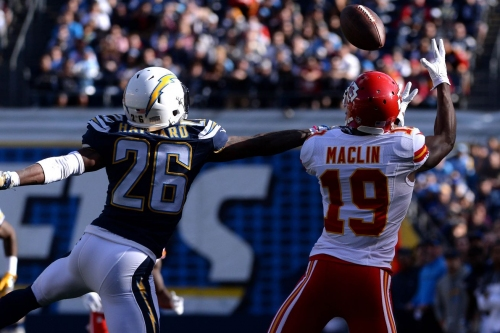 It's hard to predict what Jeremy Maclin's 2017 season will be like