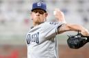 Weaver set to start Padres' opener vs. D-backs