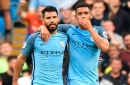 Pep Guardiola happy with options that Man City strikers offer