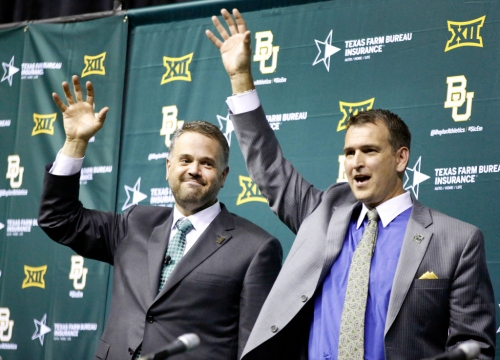 Mosley: Matt Rhule can turn Baylor football into something alums can be proud of again