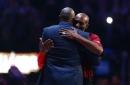 Magic Johnson says Kobe Bryant wants to help him rebuild the Lakers