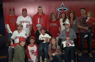Angels Weekly: The DeMint Family meets Mike Trout