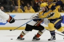 Predators lose injured C Ryan Johansen for rest of playoffs The Associated Press