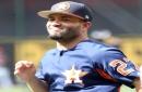 5+ minutes with Jose Altuve, Houston Astros hitting machine: DMan's World