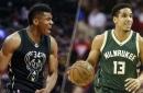 Bucks' Antetokounmpo, Brogdon named finalists for NBA awards