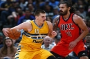 Nuggets center Nikola Jokic finalist for NBA most improved player award