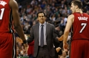 Spoelstra named NBA Coach of the Year finalist, Whiteside snubbed for Defensive Player of the Year