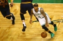 Celtics' Thomas sits out 2nd half with right hip strain The Associated Press