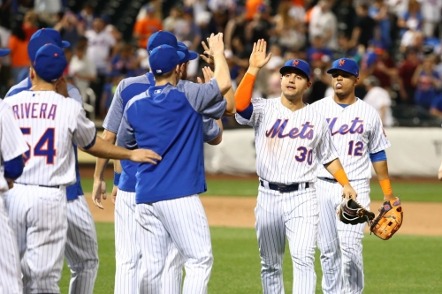Final Score: Mets 3, Angels 0—Oh, that's what winning feels like
