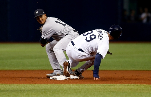 Yankees blow it late in 5-4 loss to Rays | Rapid reaction
