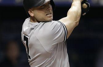 Longoria has 4 hits, breaks tie in 8th, Rays top Yankees 5-4 (May 19, 2017)