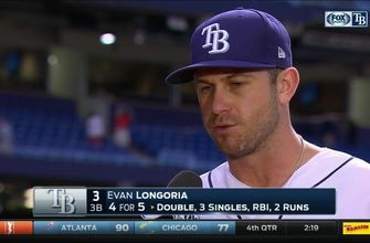 Evan Longoria on importance of picking up divisional victories