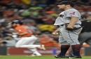 Indians 5, Astros 3: Edwin Encarnacion's two-run home run helps Indians beat Astros