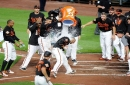 Jays bungle the bunt, lose 5-3 to O's