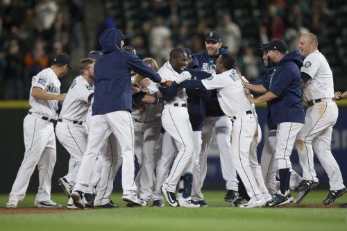 A pictorial history of Guillermo Heredia's journey to a walk-off