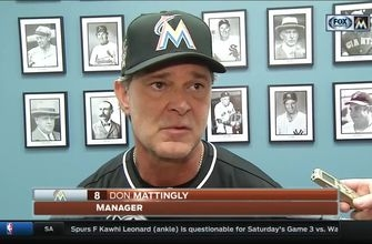 Don Mattingly: When you're yelling at my guys, you have to go through me