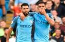 Gabriel Jesus sends Sergio Aguero message to Man City boss Pep Guardiola