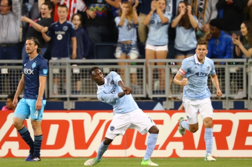 A home for Gerso. A difference-maker for Sporting Kansas City